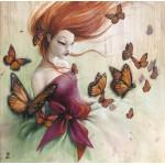 Puzzle  Grafika-02889 Misstigri - Butterflies