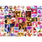Puzzle  Grafika-02910 Collage - Women