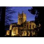 Puzzle  Grafika-02926 Great Malvern Priory