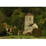 Puzzle  Grafika-02943 Little Malvern Priory
