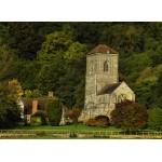 Puzzle  Grafika-02944 Little Malvern Priory