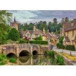 Puzzle  Grafika-02961 Castle Combe, Cotswolds