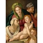Puzzle   Agnolo Bronzino: The Holy Family, 1527/1528