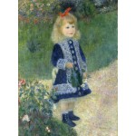 Puzzle   Auguste Renoir : A Girl with a Watering Can, 1876