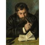 Puzzle   Auguste Renoir: Claude Monet, 1872