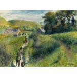 Puzzle   Auguste Renoir: The Vintagers, 1879