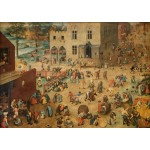 Puzzle   Brueghel Pieter: Children's Games, 1560