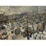 Puzzle   Camille Pissarro: Boulevard des Italiens, Morning, Sunlight, 1897