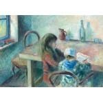 Puzzle   Camille Pissarro: The Children, 1880