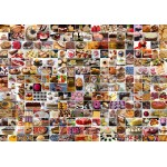 Puzzle   Collage - Cakes