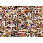 Puzzle   Collage - Cakes
