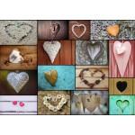 Puzzle   Collage - Love
