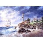 Puzzle   Dennis Lewan - Anchor Cove