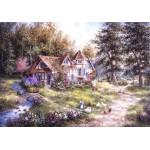Puzzle   Dennis Lewan - Glacier Ridge Manor