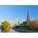 Puzzle   Deutschland Edition - Frankfurt am Main, Dreikönigskirche