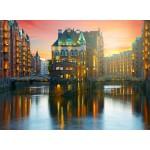 Puzzle   Deutschland Edition - Hamburg, Alte Speicherstadt