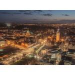 Puzzle   Deutschland Edition - Skyline, Leipzig, Germany