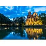 Puzzle   Deutschland Edition - Stuttgart, Johanneskirche am Feuersee
