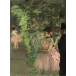 Puzzle   Edgar Degas: Dancers Backstage, 1876/1883