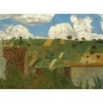Puzzle   Edouard Vuillard: Landscape of the Ile-de-France, 1894