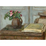 Puzzle   Edouard Vuillard: The Artist's Paint Box and Moss Roses, 1898
