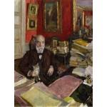 Puzzle   Edouard Vuillard: Théodore Duret, 1912