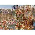 Puzzle   François Ruyer - Pirates