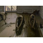 Puzzle   Gustave Caillebotte: The Floor Planers, 1875