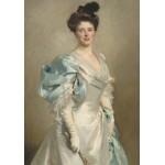 Puzzle   John Singer Sargent: Mary Crowninshield Endicott Chamberlain (Mrs. Joseph Chamberlain), 1902