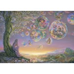 Puzzle   Josephine Wall - Bubble Tree