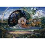 Puzzle   Josephine Wall - Nautilus