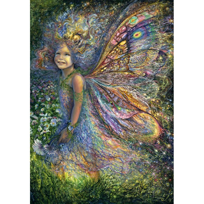 Josephine Wall - The Wood Fairy Puzzle 1500 pieces