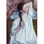 Puzzle   Mary Cassatt: Girl Arranging Her Hair, 1886