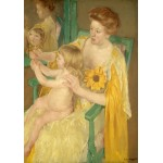 Puzzle   Mary Cassatt: Mother and Child, 1905