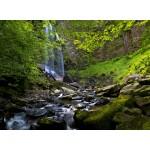Puzzle   Melincwrt Waterfall near Neath