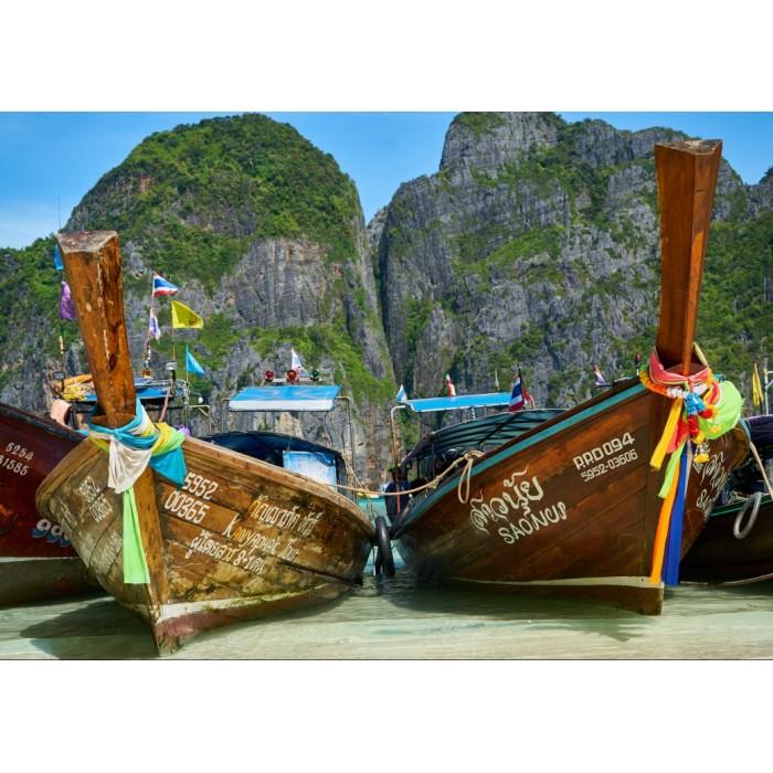 Paradise in Phuket Puzzle 1000pieces