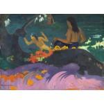 Puzzle   Paul Gauguin: Fatata te Miti (By the Sea), 1892
