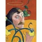 Puzzle   Paul Gauguin: Self-Portrait, 1889