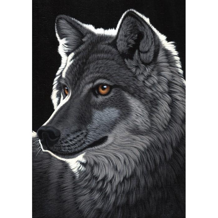 Schim Schimmel - Night Wolf Puzzle 1500 pieces