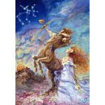 Puzzle  Grafika-T-00037 Zodiac Sign - Sagittarius