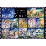 Puzzle  Grafika-T-00040 Zodiac Signs