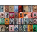 Puzzle  Grafika-T-00042 Collage - Dors