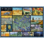Puzzle  Grafika-T-00045 Collage - Vincent Van Gogh
