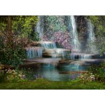 Puzzle  Grafika-T-00059 Magic Waterfall