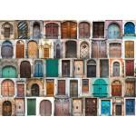 Puzzle  Grafika-T-00077 Doors