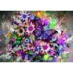 Puzzle  Grafika-T-00078 Butterflies
