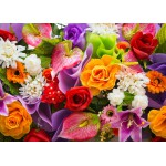 Puzzle  Grafika-T-00080 Artificial Bunch of Flowers