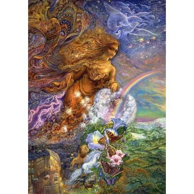 Puzzle Grafika-T-00099 Josephine Wall - Wind of Change