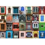 Puzzle  Grafika-T-00139 Collage - Windows