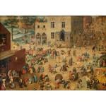 Puzzle  Grafika-T-00149 Brueghel Pieter: Children's Games, 1560